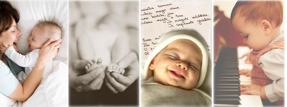 Kūdikių grupės tvarkaraštis